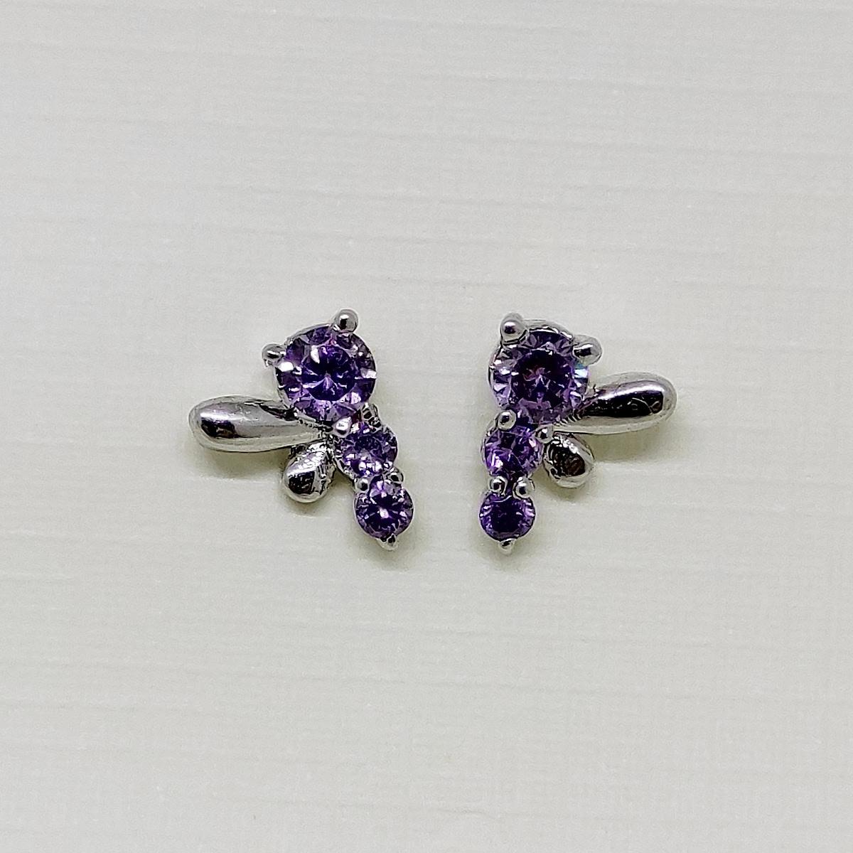 Buzz - Bee Shaped Earrings