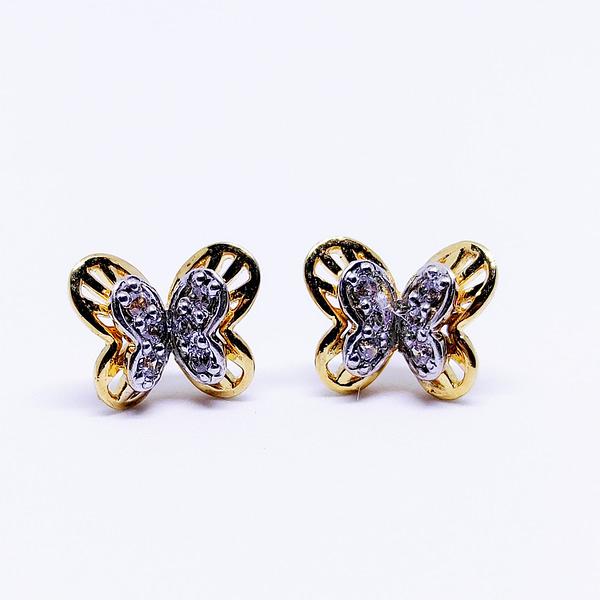 FLUTTER - Butterfly shaped earrings