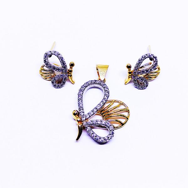 JOOGNOO - Firefly inspired Pendant with Earrings